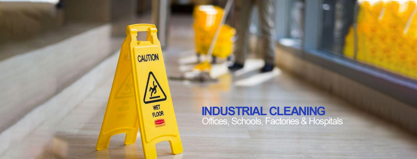 Industrial Cleaning Melbourne, Factory Cleaning Melbourne, Warehouse - Activa